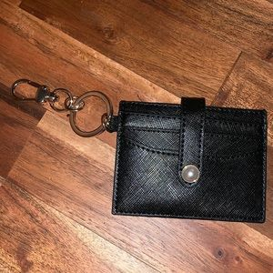 Leather Wallet - White House black market